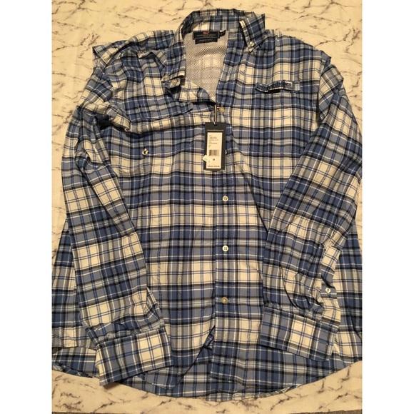 Vineyard Vines Other - VV Harbor Shirt Sz M NWT
